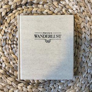 🍯4/$20🍯 Wanderlust Travel Journal